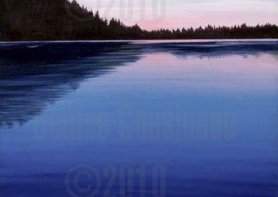 Nine Lakes - Lake 1