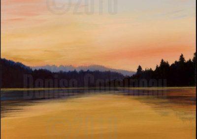 Nine Lakes - Lake 6