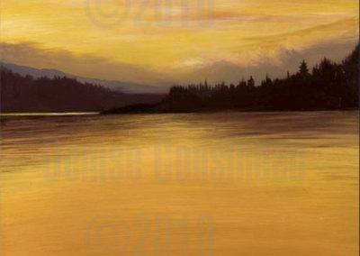 Nine Lakes - Lake 7